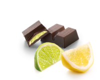 Noir limon citron