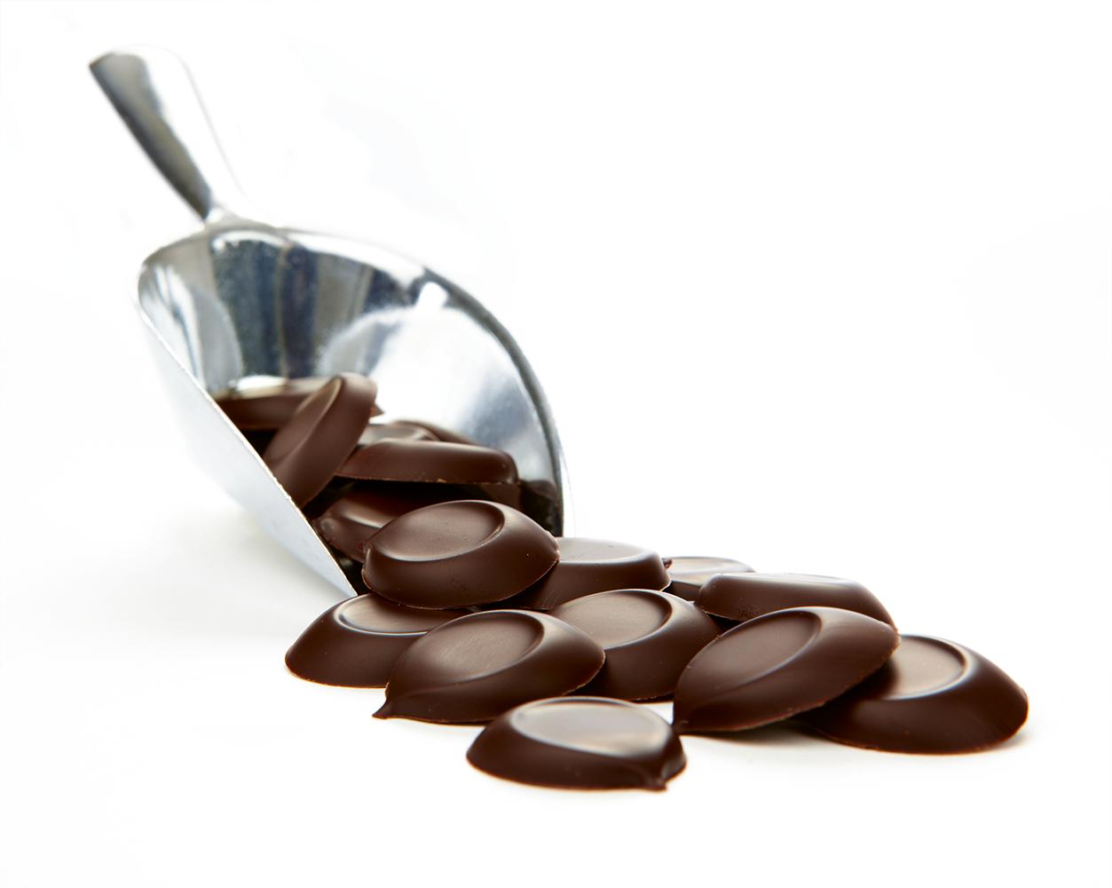 Cavalier Stevia gourmet chocolate Dark 300g